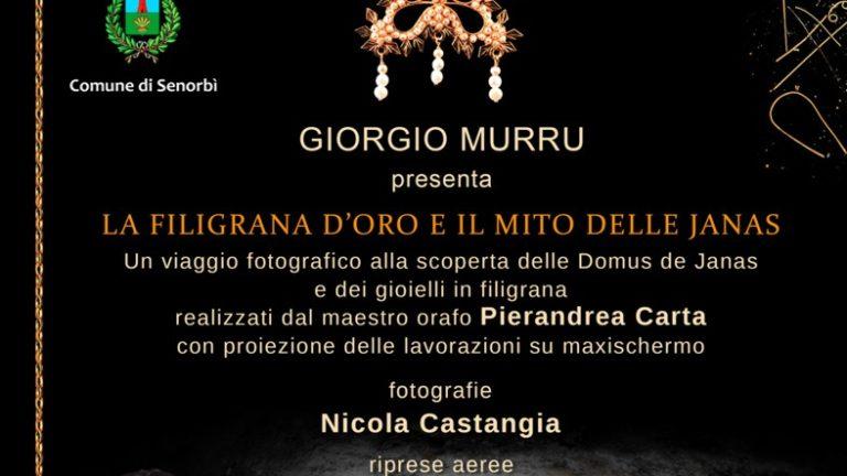 """Il progetto """"La Filigrana d'oro e il Mito delle Janas"""" arriva al MADN di Senorbì"""