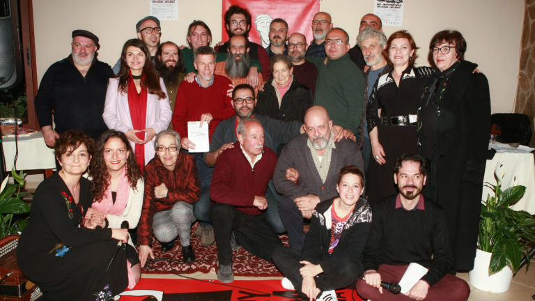 Poetry Slam Sardegna: al sassarese Roberto Demontis l'ultimo Poetry Slam barbaricino, dodicesima tappa del campionato sardo