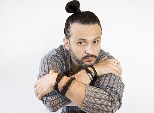 """""""Non Siamo Umani"""" è il titolo del nuovo singolo del cantautore sardo Roberto Usai"""