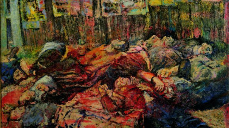 ALIGI SASSU, l'arte e la libertà