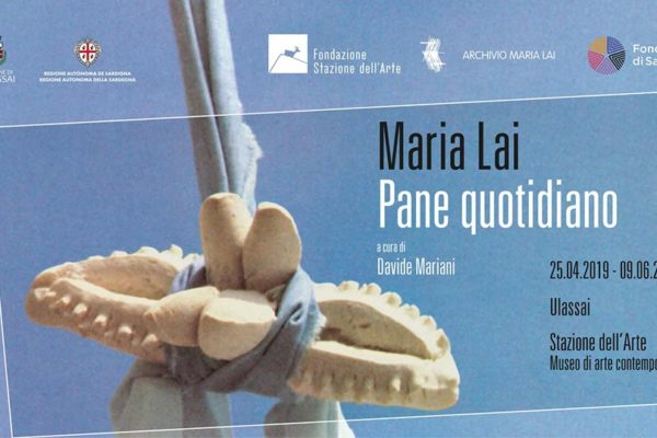 MARIA LAI. PANE QUOTIDIANO