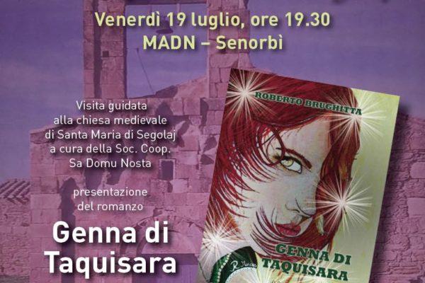 """Il 19 luglio, a Senorbì, l'evento """"Echi Medievali da Segolaj"""""""