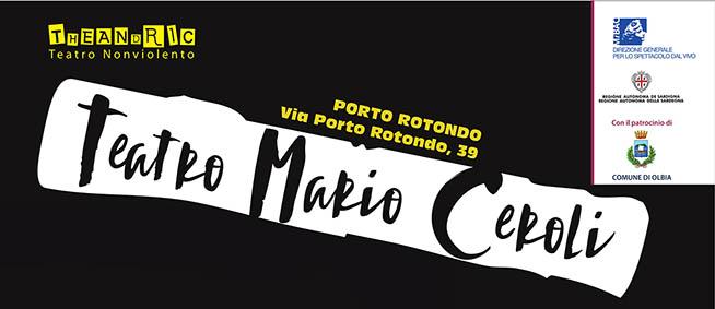 Theandric Teatro Nonviolento in scena al Teatro Mario Ceroli di Porto Rotondo