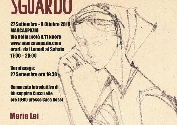 La galleria MANCASPAZIO di Nuoro inaugura la nuova stagione con una mostra dedicata a Maria Lai