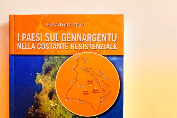 """I paesi sul Gennargentu nella costante resistenziale"", libro di Totore Frau, a Nuoro. Sarà presentato venerdì, Biblioteca Satta."
