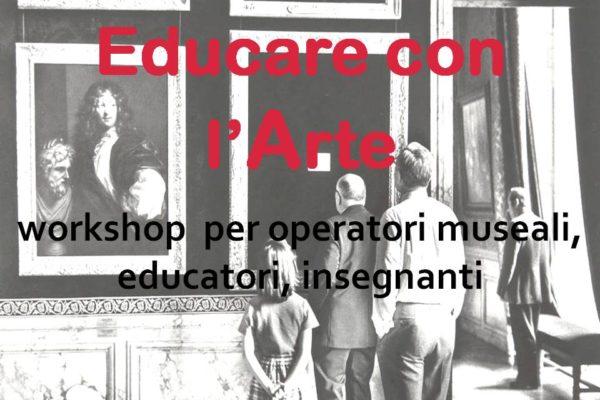 """""""EDUCARE CON L'ARTE"""": al MADN di Senorbì un workshop per operatori museali, educatori e insegnanti"""
