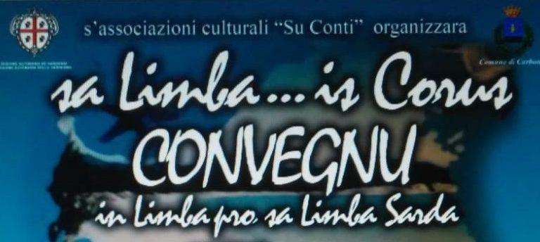 "Il 16 novembre, a Carbonia, il convegno ""Sa limba… Is Corus – convegnu in limba e pro sa limba sarda"""
