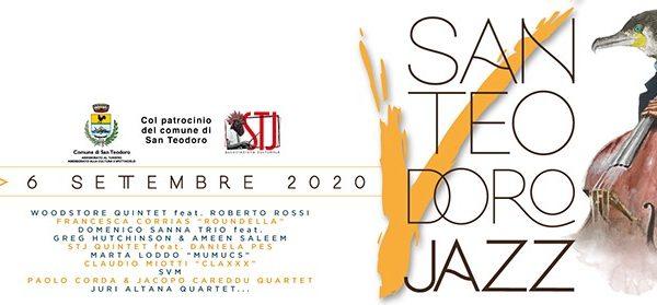 Dal 2 al 6 settembre in Gallura va in scena la quinta edizione del festival San Teodoro Jazz