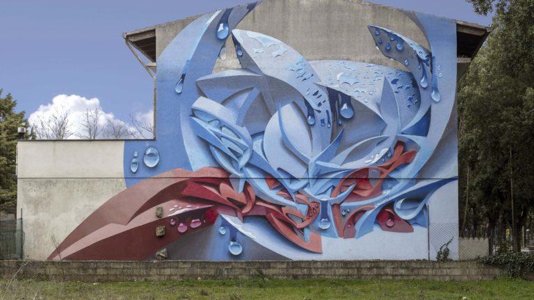 Il 16 settembre a Guspini si presenta la guida  MURI DI SARDEGNA. Luoghi e opere della Street art