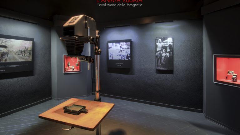 """Dal 9 ottobre, al Museo Sa Corona Arrubia, la mostra """"L'anima rubata. L'evoluzione della fotografia"""""""