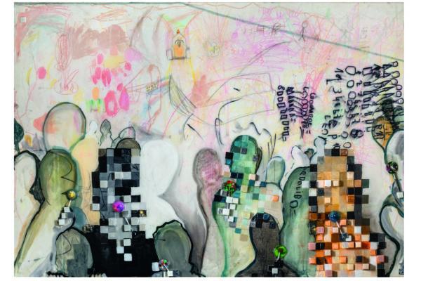 """""""TRICK OR TREAT"""": alla galleria MANCASPAZIO di Nuoro la mostra di Alessandro Lobino"""