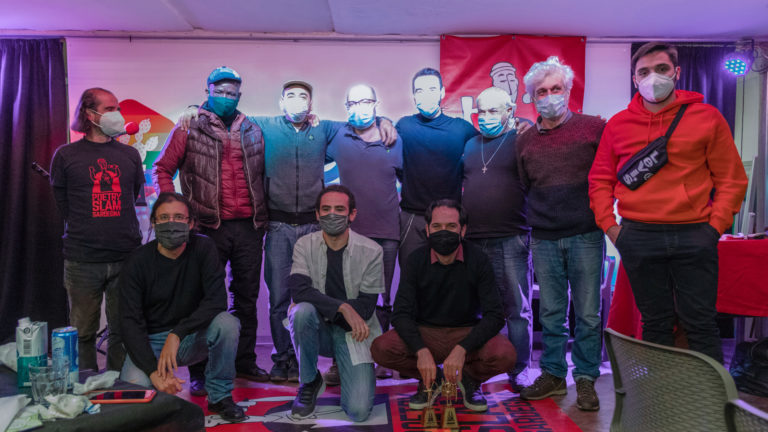 A Roberto Nieddu da Burgos il titolo di Campione Sardo di Poetry Slam e l'accesso alle Finali Italiane