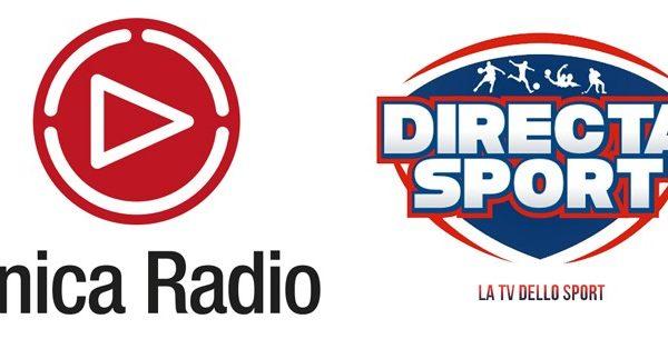 Dal mese di ottobre l'informazione di Unica Radio si arricchisce con le notizie di Directa Sport