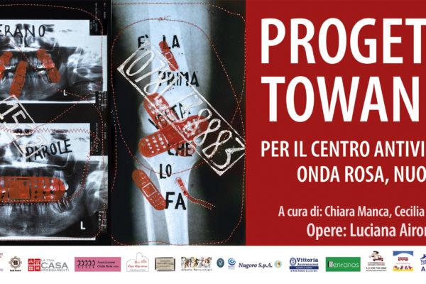 Progetto TOWANDA: al MANCASPAZIO un'iniziativa benefica in favore dell'associazione Onda Rosa di Nuoro