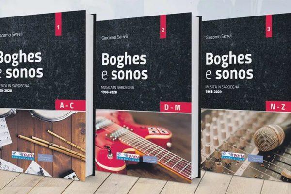 """""""Boghes e sonos"""": tre volumi dedicati al panorama musicale isolano"""