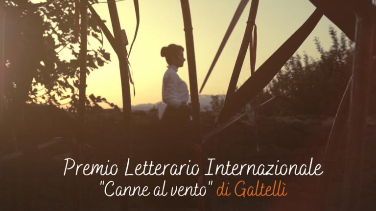 """PREMIO LETTERARIO INTERNAZIONALE """"CANNE AL VENTO"""" DI GALTELLÌ"""