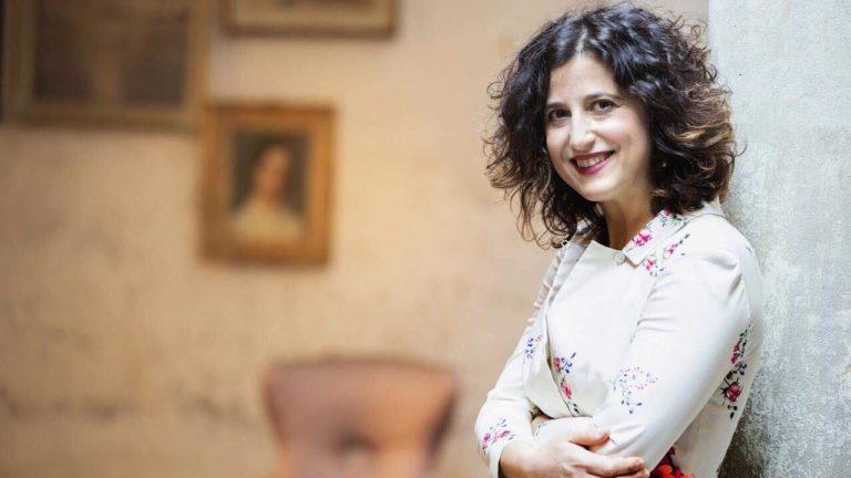 Sabato 12 giugno, presentazione a Guspini del nuovo romanzo di Elvira Serra