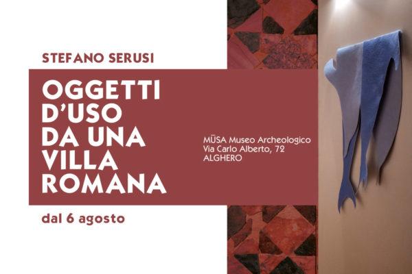 """Al Musa di Alghero la mostra """"Oggetti d'uso da una villa romana"""""""