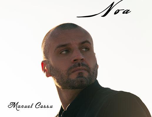 """""""Noa"""", primo album del cantautore cagliaritano Manuel Cossu"""