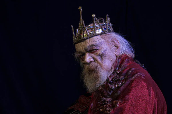 """Rassegna Teatri d'Estate: rinviato a giovedì 16 settembre lo spettacolo """"Re Lear"""""""